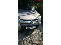 CITROEN BERLINGO MSPACE FORTE HDI 2004- FOR PARTS ONLY