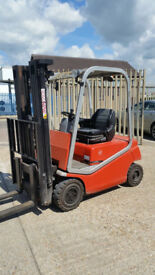 £60 per week Forklift Hire Fork Truck Hire 1.6T BT 4 Wheel Electric Full Maintenance Hire