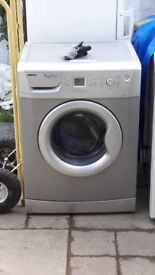 **BEKO**WASHING MACHINE**ENERGY RATING: A+**7KG**SILVER**COLLECTION\DELIVERY**NO OFFERS**