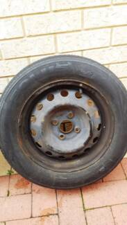 For Sale 185 65 r14 spare tyres on 14 inch wheels Balcatta Stirling Area Preview