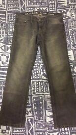 New black jeans size 38