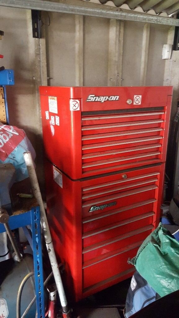 REDUCED Snap on tools excellent condition