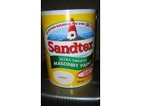 Sandtex Ultra Smooth Masonry Paint 5 litre Tin
