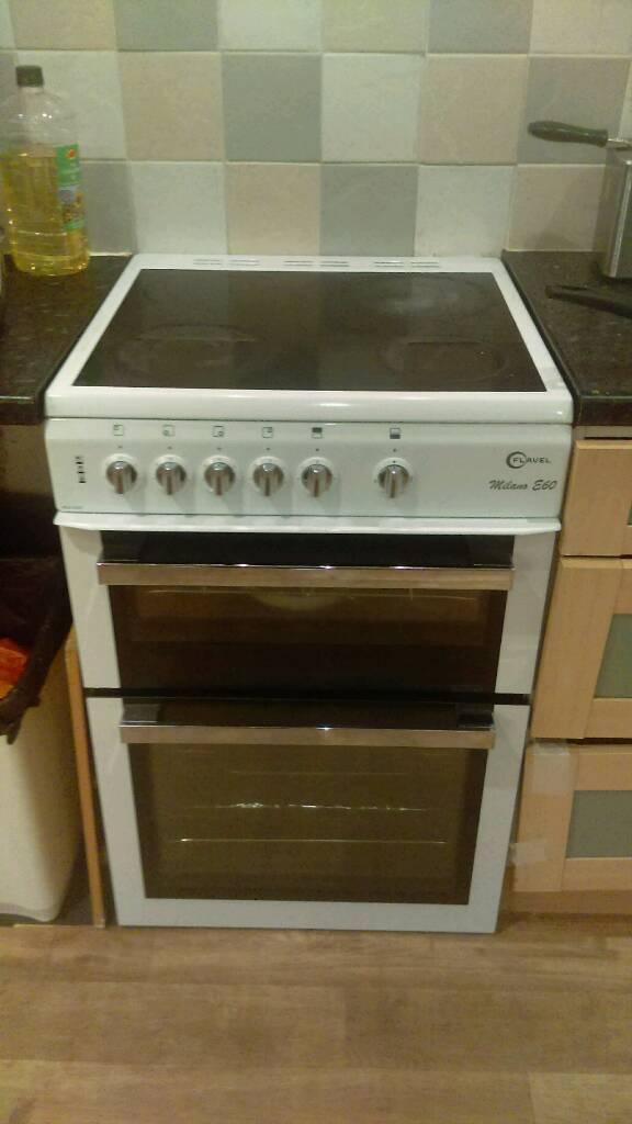 Flavel 60 Cm Electric Ceramic hob cooker