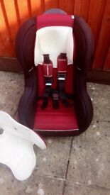 Mothercare sport car seat group 1