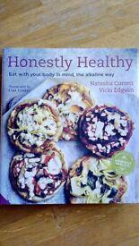 Honestly Healthy - Natasha Corrett & Vicki Edgson