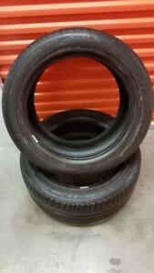 (E30) Pneus d'Ete - Summer Tires 285-45-19 Bridgestone RunFlat