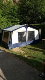 Trailer tent (cabanon Saturn) very good condition.