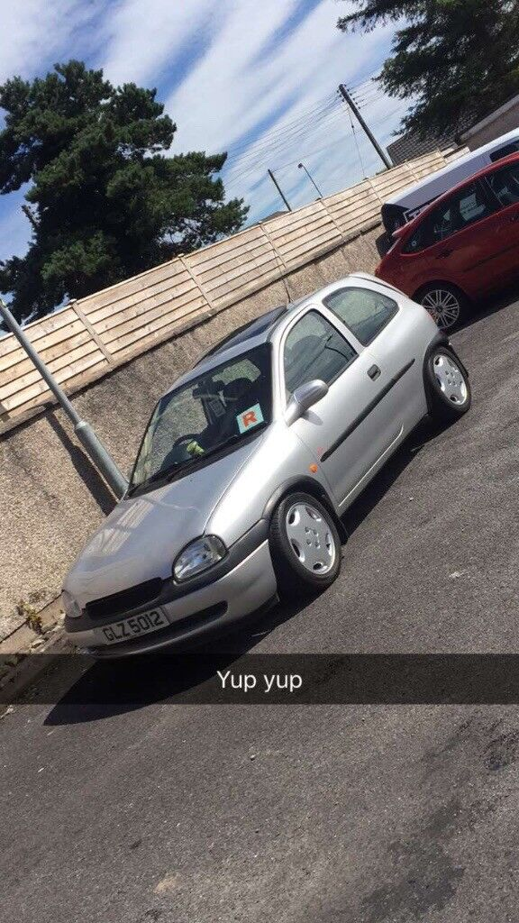 Vauxhall Corsa b 1.2