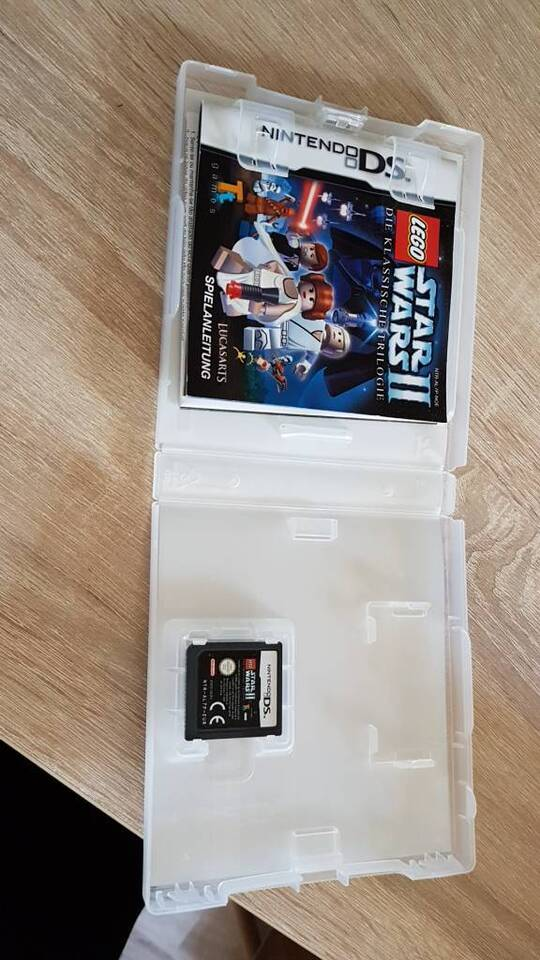 Nintendo ds Lego Star Wars 2 in Dortmund - Aplerbeck