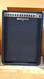 Behringer KX1200 PA system / Keyboard amp