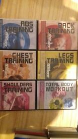 the ultimate mucle gaining fitness dvds