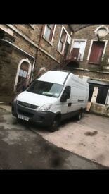 Iveco daily Twin wheeler, 3ltr Trip Tronic, Heavy duty springs.