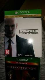 Xbox one Hitman - Steel book edition