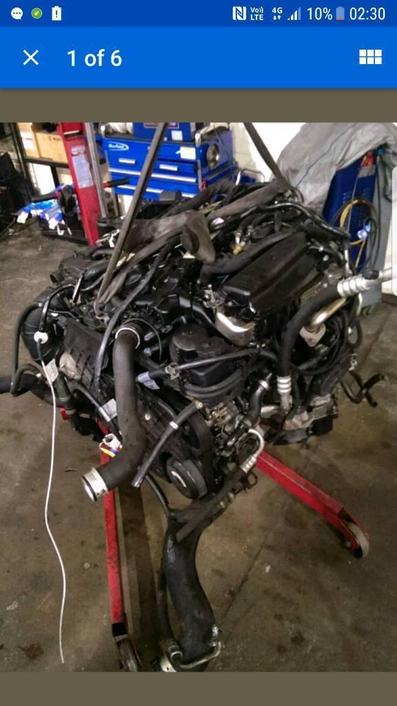 MERCEDES 2012 C220 CDI ENGINE 74K +GEARBOX | in Sunderland, Tyne and Wear |  Gumtree