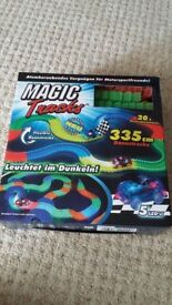 Magic Track & Car