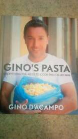 Gino D'acampo cook books. 📚