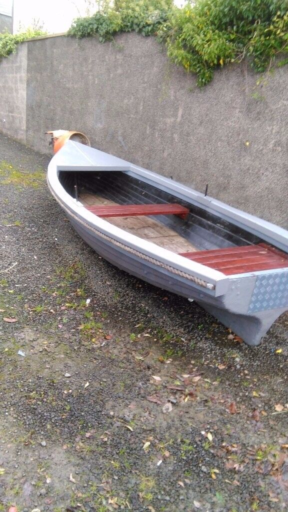 17ft lough boat