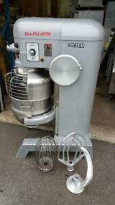 Hobart 60 quart mixer LIKE NEW / Melangeur Malaxeur 60 pintes COMME NEUVE