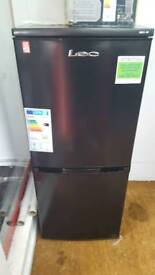 New graded LEC fridge freezer with 12 months guarantee