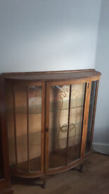 Vintage whisky cabinet