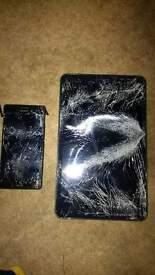 Broken Spares or Repair Sony Phone / Samsung Tablet