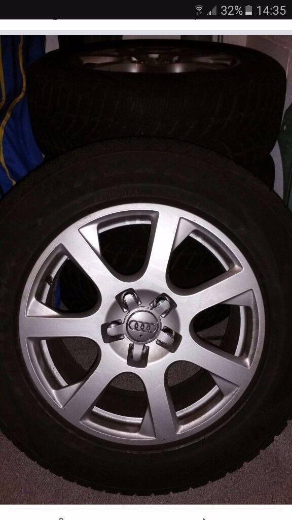 Audi Q 5 wheels