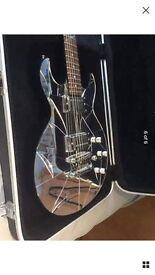 schecter Zacky Vengence Mirror Electric Guitar