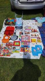Baby /Toddler Toys a d Essentials bundle