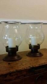 Hurricane Lamps