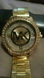 Ladys micheal kors watch