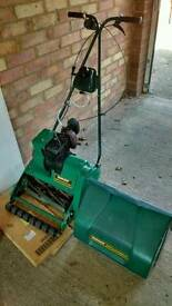 Qualcast Suffolk Punch 35S Petrol Lawnmower