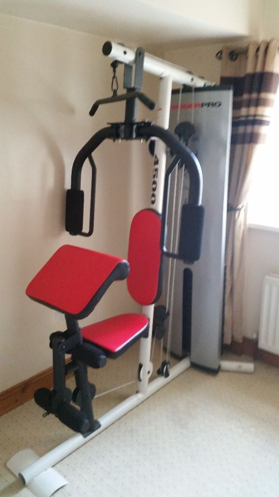 Weider pro 4500 multi gym in newcastle tyne and wear gumtree