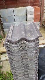 44 roof tiles