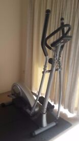 JLL Cross Trainer 1 year old assembled but unused (Mats for free)