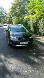 2013 toyota auris icon estate start/stop 1.4 diesel pco uber px