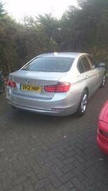 BMW 3 SERIES 320D 184bhp SE 2012 Manual