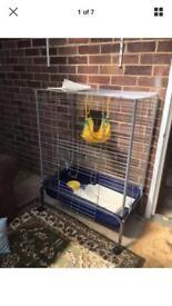 Small Mammal Animal Cage