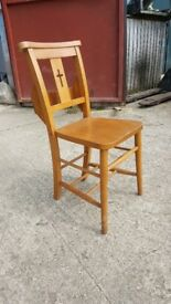 Chapel Chairs x 6