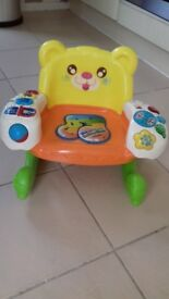 Toddler's Musical Rocking Chair