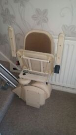 STAIR / CHAIR LIFT - FULL ELECTRIC - BROOKS SUPERGLIDE 120