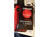 SQA Intermediate 2 (National 5) Maths Past Papers 2009-2013