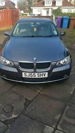 Bmw 320d Grey in immaculate condition low mileage only one owner