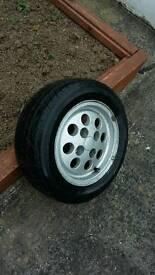 Ford fiesta xr2 alloy wheel
