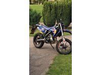 50cc geard bike