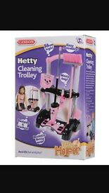 Hetty cleaning station NEW
