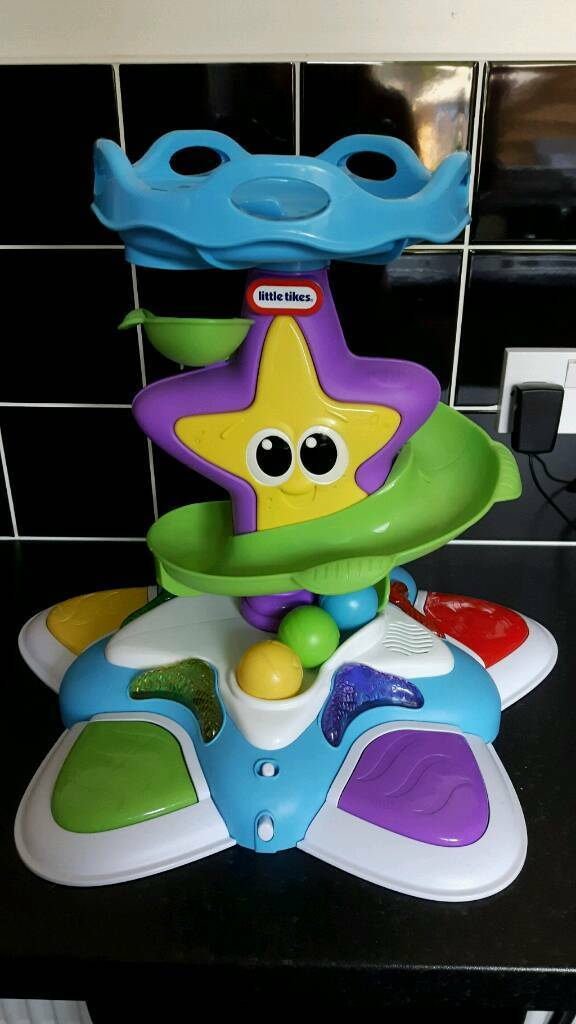 Little Tikes Little Ocean Explorers Stand n Dance Starfishin Warrington, CheshireGumtree - Little Tikes Little Ocean Explorers Stand n Dance Starfish great condition just no longer used collection latchford