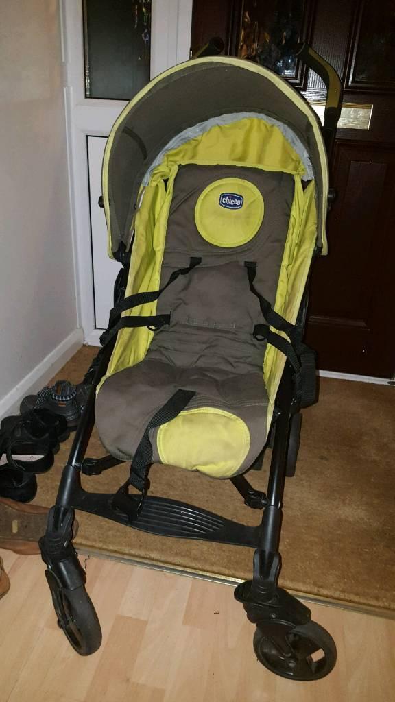 Chicco Liteway Stroller In Knaphill Surrey Gumtree