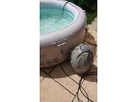 LAY Z SPA jacuzzi pool
