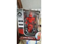 Brand New. Remote control Robot Toy. Collect today cheap